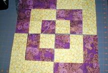Patchwork easy block