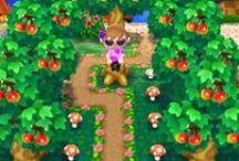 ASTRID - Animal Crossing New Leaf / Toutes les captures d'écran, astuces, QR codes et fan art sur le jeu Animal Crossing New Leaf.