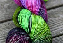 Squishy / Yarn / by Ute Sorrell
