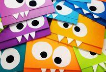Barnebursdag / Kreative ideer til bursdagfest for jenter og gutter