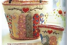 Bags_basket fabric...