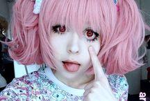 Harajuku , Sweet Lolita , Kawaii and other Japanese Fashion