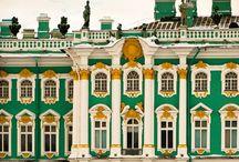 Hermitage Museum , St Petersburg