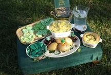 St. Patrick's Day - The Forest Way! / Ideas from the blog The Forest based on Ariel Greenwood's annual irish bash!