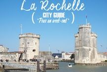 City Guide La Rochelle / Mes bonnes adresses pour un week-end à La Rochelle : hôtels, restaurants, shopping...