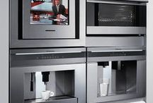 Kitchen Innovation / Great kitchen gadgets that will help make cooking a modern, innovative experience.