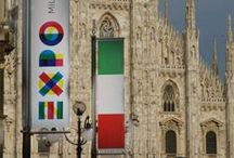 Expo Milano 2015 / Be our VIP Guest at Expo where food and drink come to life through recipes, ideas and the most up to date food trends.
