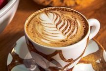 Coffee Art / Discover a world of inspiring images, creative ideas and art, using coffee as the canvas.