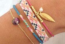 ASTRID - Bracelets, Colliers & Perles