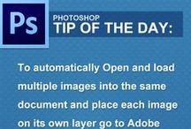 Adobe tips