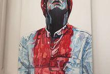 Marchel de Bruijn / My favourite dutch artist , living in Hoorn , the Netherlands