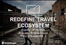 BrickScape Travel / #brickscape #travel #crowdfunding #degrado #business #turismo #italia