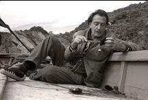 DALI a MONTROSE / organisation et gestion globale de l'exposition de photographies de Robert Descharnes, biographe et ami de Salvadore Dali - Château Montrose © EDITIONS CLASS MULTIMEDIA 2005
