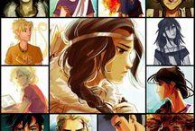 ~ Riordan's Heroes ~