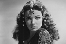 ❥ Gene Tierney is the name