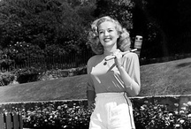❥ Betty Grable