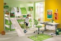 Kid's rooms / by Christina Smith