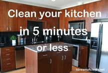 Cleaning Tips / by Christina Smith