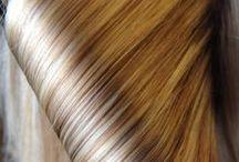 Hair / Hair styles, cuts, dye's, cute hair accessories galore / by Shawna Henderson