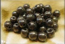 Beads! / by Jean Sredl Quick2ListenFiberArt