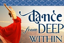 Dance from Deep Within / Different than any of my other books, this contemporary novel takes a peek at Muslim culture and contrasts it with both Christianity and typical secular America while still providing a great story with romance, humor, and even a touch of suspense.  It's definitely the most substantial book I've ever written. I recommend it to anyone interested in this subject.