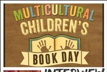 Multicultural Kids' Books / Multicultural children's books / by Multicultural Kid Blogs
