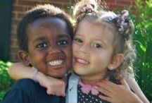 Interracial and International Adoption / Tips and reflections on international and interracial adoption / by Multicultural Kid Blogs
