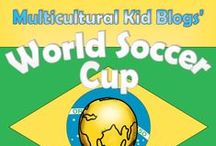 World Cup for Kids / Kids' activities, books,and more about the upcoming soccer World Cup / by Multicultural Kid Blogs