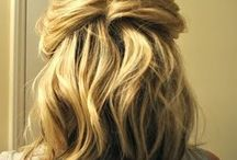 Coiffures & cheveux