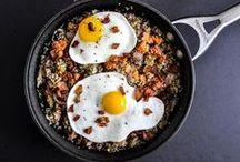 Healthy Breakfast / Beautiful and healthy breakfasts