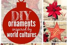 Christmas Around the World / Christmas recipes, games, crafts, activities, books, and more from around the world