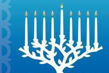 Hanukkah / Recipes, games, crafts, activities, books, and more for Hanukkah