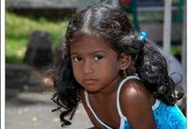 Mauritius faces / Here's an album with usual people from Mauritius! Chatty people, by the way!