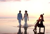 Mauritius Weddings / What's more romantic than a weeding made on a white, sandy beach on an exotic island as Mauritius?  Here you have some samples for the wedding of your dreams. Enjoy!