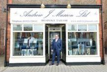 Andrew J Musson Ltd / Bespoke Tailor