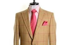 Luxury Tweed Sports Jackets / Luxury Tweed Sports Jackets Made to Order