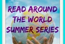 Read Around the World Summer Reading Series / Great books from around the world for the whole family, recommended by the bloggers of Multicultural Kid Blogs (& friends!) #kidlit   #ReadtheWorldMKB #WeNeedDiverseBooks #ReadYourWorld