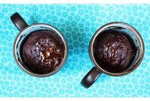 Healthy Mugcakes / healthy mugcakes, high protein mugcakes, anything that's dessert and fits in a mug!