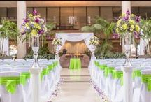 Vibrant Chartreuse Green & Imperial Purple Wedding by ACE / www.AmazinglyCreativeEvents.com Bold Elegant Décor captured by Rising Lotus Photography