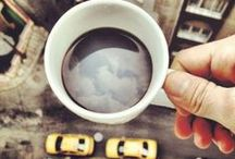 Great coffee pictures / Our bright collection of pictures with coffee.