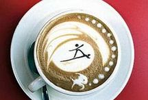 Coffee Art / Because coffee could be more than just coffee...