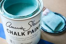 My Annie Sloan / Chalk Paint Projects and Tips