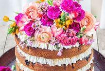 Rustikale Hochzeit - {rustic wedding} / Rustikale Hochzeiten gehören zu den angesagten Trends. Neben Impressionen zur Stilrichtung zeigen wir euch auf unserem Online-Magazin kuchenkult.de, wir ihr die passende Hochzeitstorte im Naked Cake-Look ganz ohne Backen zaubern könnt.