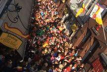 Carnaval Den Bosch I Oeteldonk / Carnaval Den Bosch Oeteldonk Korte Putstraat