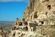 Gidilmesi Gereken Yerler / Kapadokya-Tarsus/Mersin