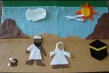 Hajj for Kids / Ideas to celebrate Hajj (Eid al Adha) with kids
