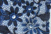HÁČKOVÁNÍ - irská krajka (Irish lace)