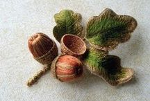 VYŠÍVÁNÍ plastické (Stumpwork Embroidery)