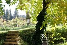 Romantische Ferienhäuser Toskana