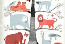 OKIDO Inspiration - Illustrations / by OKIDO Magazine